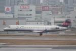 Yuseiさんが、福岡空港で撮影したアイベックスエアラインズ CL-600-2C10 Regional Jet CRJ-702の航空フォト(飛行機 写真・画像)