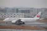 Yuseiさんが、福岡空港で撮影した日本航空 787-8 Dreamlinerの航空フォト(飛行機 写真・画像)