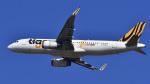 パンダさんが、成田国際空港で撮影したタイガーエア台湾 A320-232の航空フォト(飛行機 写真・画像)
