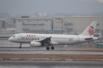 Yuseiさんが、福岡空港で撮影したキャセイドラゴン A320-232の航空フォト(飛行機 写真・画像)