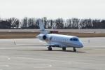 E-75さんが、函館空港で撮影した金鹿航空 Gulfstream G200の航空フォト(飛行機 写真・画像)