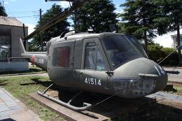 石鎚さんが、宇都宮駐屯地で撮影した陸上自衛隊 UH-1Bの航空フォト(飛行機 写真・画像)