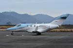 Gambardierさんが、岡南飛行場で撮影した日本法人所有 HA-420の航空フォト(飛行機 写真・画像)
