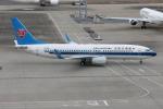 TIA spotterさんが、羽田空港で撮影した中国南方航空 737-81Bの航空フォト(飛行機 写真・画像)