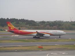 鷹71さんが、成田国際空港で撮影した香港航空 A330-343Xの航空フォト(飛行機 写真・画像)