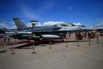 ★azusa★さんが、シンガポール・チャンギ国際空港で撮影したシンガポール空軍 F-16DM-52-CF Fighting Falconの航空フォト(飛行機 写真・画像)