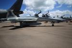 ★azusa★さんが、シンガポール・チャンギ国際空港で撮影したタイ王国空軍 F-5F Tiger IIの航空フォト(飛行機 写真・画像)