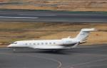 ハム太郎。さんが、羽田空港で撮影した金鹿航空 G650 (G-VI)の航空フォト(飛行機 写真・画像)