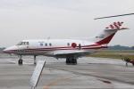MOR1(新アカウント)さんが、岐阜基地で撮影した航空自衛隊 U-125 (BAe-125-800FI)の航空フォト(飛行機 写真・画像)