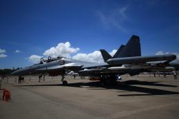 ★azusa★さんが、シンガポール・チャンギ国際空港で撮影したマレーシア空軍 Su-30MKMの航空フォト(飛行機 写真・画像)