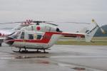 MOR1(新アカウント)さんが、岐阜基地で撮影した防衛省 技術研究本部 BK117A-4の航空フォト(飛行機 写真・画像)
