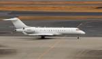 ハム太郎。さんが、羽田空港で撮影した不明 BD-700 Global Express/5000/6000の航空フォト(飛行機 写真・画像)