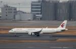 ハム太郎。さんが、羽田空港で撮影した中国東方航空 A321-231の航空フォト(飛行機 写真・画像)