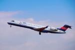サボリーマンさんが、松山空港で撮影したアイベックスエアラインズ CL-600-2C10 Regional Jet CRJ-702ERの航空フォト(飛行機 写真・画像)