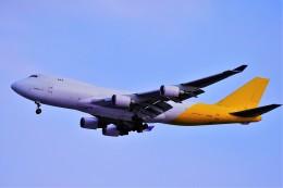 hidetsuguさんが、新千歳空港で撮影したアトラス航空 747-47UF/SCDの航空フォト(飛行機 写真・画像)