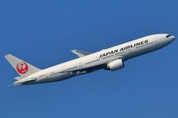 takaRJNSさんが、羽田空港で撮影した日本航空 777-289の航空フォト(飛行機 写真・画像)