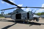 ★azusa★さんが、シンガポール・チャンギ国際空港で撮影したアメリカ海兵隊 UH-1Yの航空フォト(飛行機 写真・画像)