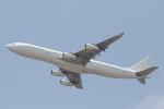 安芸あすかさんが、シドニー国際空港で撮影したハイフライ航空 A340-313Xの航空フォト(飛行機 写真・画像)