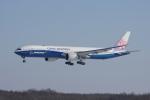 神宮寺ももさんが、新千歳空港で撮影したチャイナエアライン 777-309/ERの航空フォト(飛行機 写真・画像)