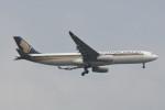 kuro2059さんが、ノイバイ国際空港で撮影したシンガポール航空 A330-343Xの航空フォト(飛行機 写真・画像)