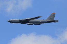 ★azusa★さんが、シンガポール・チャンギ国際空港で撮影したアメリカ空軍 B-52H-BW Stratofortressの航空フォト(飛行機 写真・画像)
