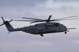 Mr.boneさんが、普天間飛行場で撮影したアメリカ海兵隊 CH-53Eの航空フォト(飛行機 写真・画像)