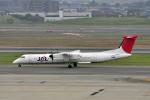 Gambardierさんが、伊丹空港で撮影した日本エアコミューター DHC-8-402Q Dash 8の航空フォト(飛行機 写真・画像)