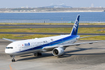 panchiさんが、羽田空港で撮影した全日空 777-381の航空フォト(飛行機 写真・画像)