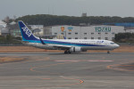 Koenig117さんが、松山空港で撮影した全日空 737-881の航空フォト(飛行機 写真・画像)