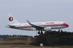 宮崎 育男さんが、成田国際空港で撮影した中国東方航空 A319-115の航空フォト(飛行機 写真・画像)