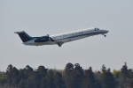 Cスマイルさんが、成田国際空港で撮影したエア・ハンブルグ EMB-135BJ Legacy 650の航空フォト(飛行機 写真・画像)