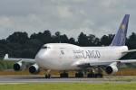 キットカットさんが、成田国際空港で撮影したサウジアラビア航空 747-4H6/BDSF の航空フォト(飛行機 写真・画像)