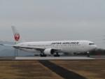 daifuku200LRさんが、高松空港で撮影した日本航空 767-346/ERの航空フォト(飛行機 写真・画像)