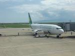 rjジジィさんが、佐賀空港で撮影した春秋航空日本 737-86Nの航空フォト(飛行機 写真・画像)