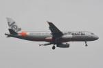 kuro2059さんが、ノイバイ国際空港で撮影したジェットスター・パシフィック A320-232の航空フォト(飛行機 写真・画像)