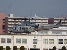 YaoRJOYさんが、八尾空港で撮影したアメリカ海兵隊 UH-1Yの航空フォト(飛行機 写真・画像)