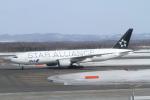 TAK_HND_NRTさんが、新千歳空港で撮影した全日空 777-281の航空フォト(飛行機 写真・画像)