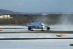 空旅さんが、新千歳空港で撮影した全日空 777-281の航空フォト(飛行機 写真・画像)