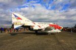 ふるちゃんさんが、茨城空港で撮影した航空自衛隊 F-4EJ Kai Phantom IIの航空フォト(飛行機 写真・画像)