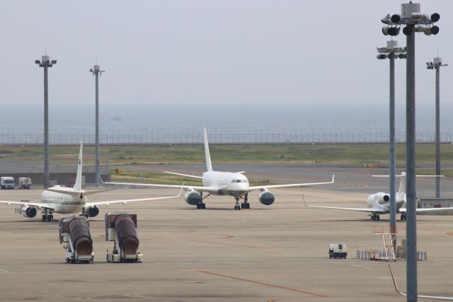 zero1さんが、中部国際空港で撮影したサウジアラビア王室空軍 737-7DP BBJの航空フォト(飛行機 写真・画像)