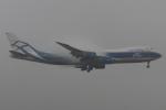 木人さんが、成田国際空港で撮影したエアブリッジ・カーゴ・エアラインズ 747-8HVF(SCD)の航空フォト(飛行機 写真・画像)