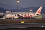 TAK_HND_NRTさんが、高松空港で撮影した日本航空 767-346/ERの航空フォト(飛行機 写真・画像)