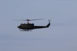 TAK_HND_NRTさんが、高松空港で撮影した陸上自衛隊 UH-1Jの航空フォト(飛行機 写真・画像)