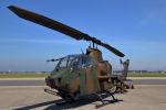 石鎚さんが、三沢飛行場で撮影した陸上自衛隊 AH-1Sの航空フォト(飛行機 写真・画像)