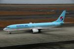 Wasawasa-isaoさんが、中部国際空港で撮影した大韓航空 737-9B5の航空フォト(飛行機 写真・画像)