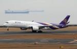 Wasawasa-isaoさんが、中部国際空港で撮影したタイ国際航空 A350-941XWBの航空フォト(飛行機 写真・画像)