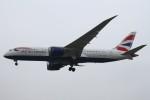 BTYUTAさんが、ロンドン・ヒースロー空港で撮影したブリティッシュ・エアウェイズ 787-8 Dreamlinerの航空フォト(飛行機 写真・画像)