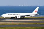 panchiさんが、羽田空港で撮影した日本航空 777-289の航空フォト(飛行機 写真・画像)