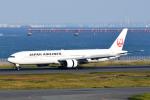 panchiさんが、羽田空港で撮影した日本航空 777-346の航空フォト(飛行機 写真・画像)