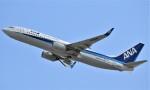 鉄バスさんが、伊丹空港で撮影した全日空 737-8ALの航空フォト(飛行機 写真・画像)